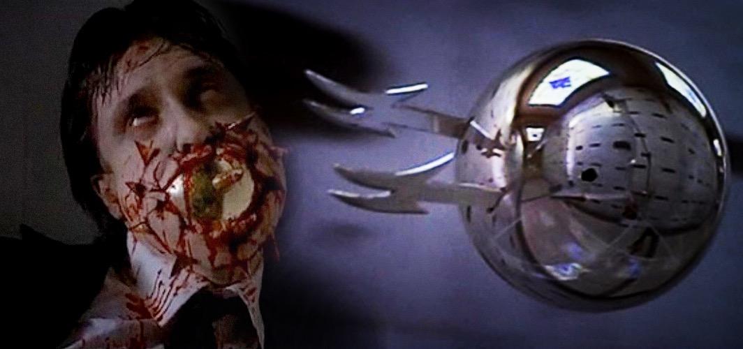 Sentinel Spheres - Phantasm (1979) - 10 Bizarre Movie Weapons