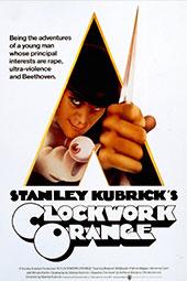 A Clockwork Orange Small Poster