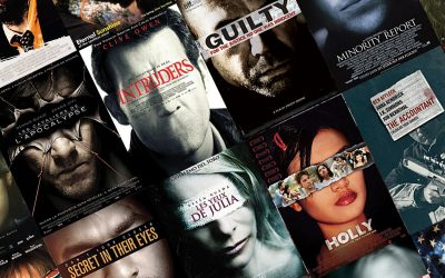 Movie Poster Cliches – Eyes Covered