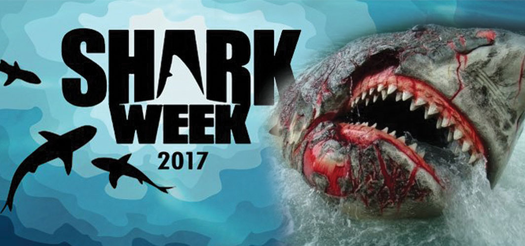 Sharkweek - Jaws the Ride