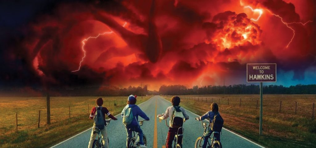 Stranger Things 1984