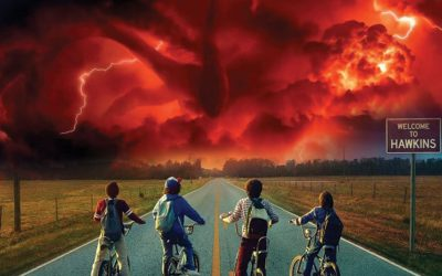 'Stranger Things' Season 2 Poster is Awesome