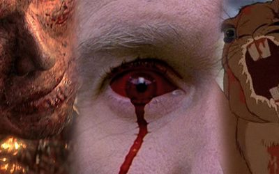 Surprisingly Gory Moments in Tame Movies