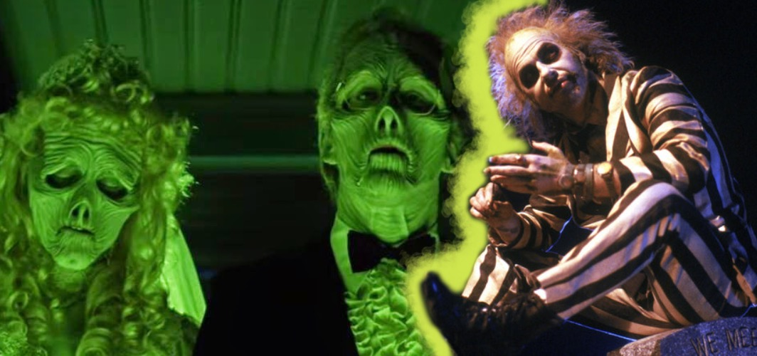 10 Horrors Summoned in Film - Beetlejuice