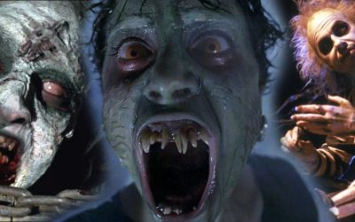 10 Horrors Summoned in Film