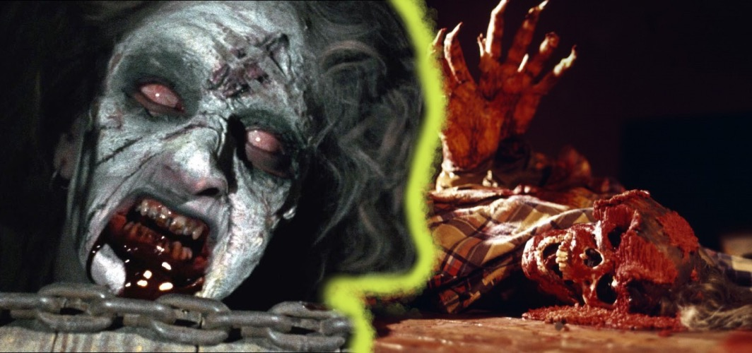 10 Horrors Summoned in Film - The Evil Dead