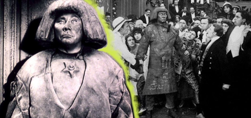 10 Horrors Summoned in Film - The Golem