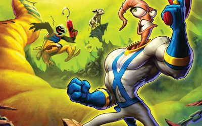 Earthworm Jim – Did You Know Gaming?