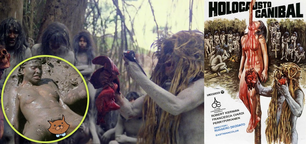 Films We Only Watch for The Nudity - Cannibal Holocaust (1980)