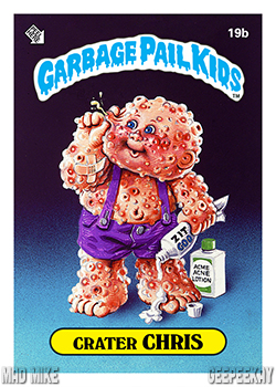 Garbage Pail KidsOS16 Recreation