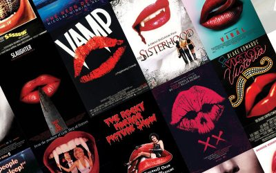 Movie Poster Cliches – Big Mouths