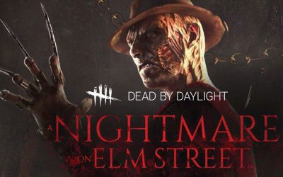 'Dead by Daylight' Just Added Freddy Kruger
