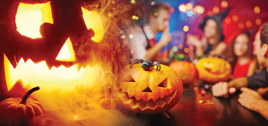 Halloween Playlists for All Occasions