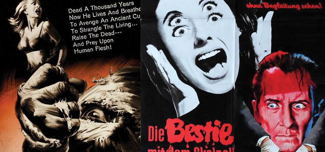 Scream and Scream Again: The Golden Age of British Horror