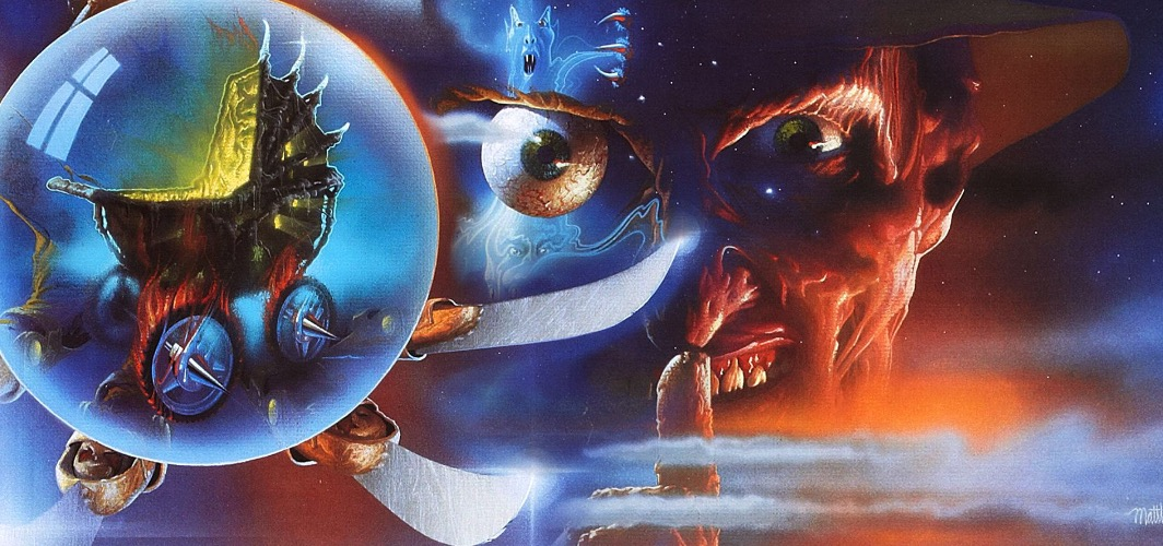 The Worst Films In Horror Franchises - A Nightmare on Elm Street 5: The Dream Child