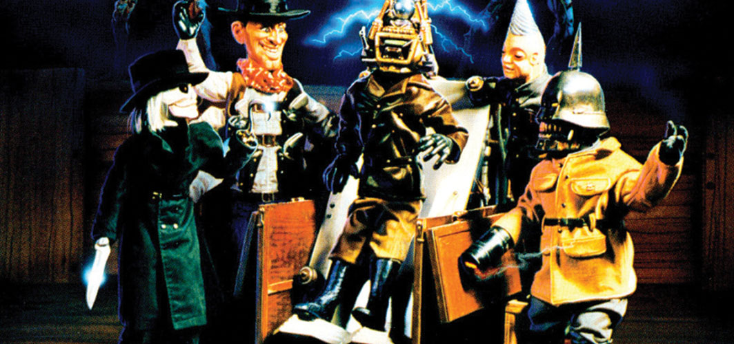 The Worst Films In Horror Franchises - Puppet Master 4