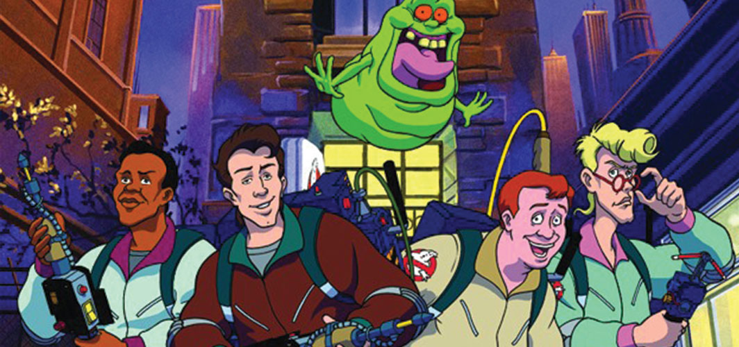 Remembering – The Real Ghostbusters - Animated Television Show