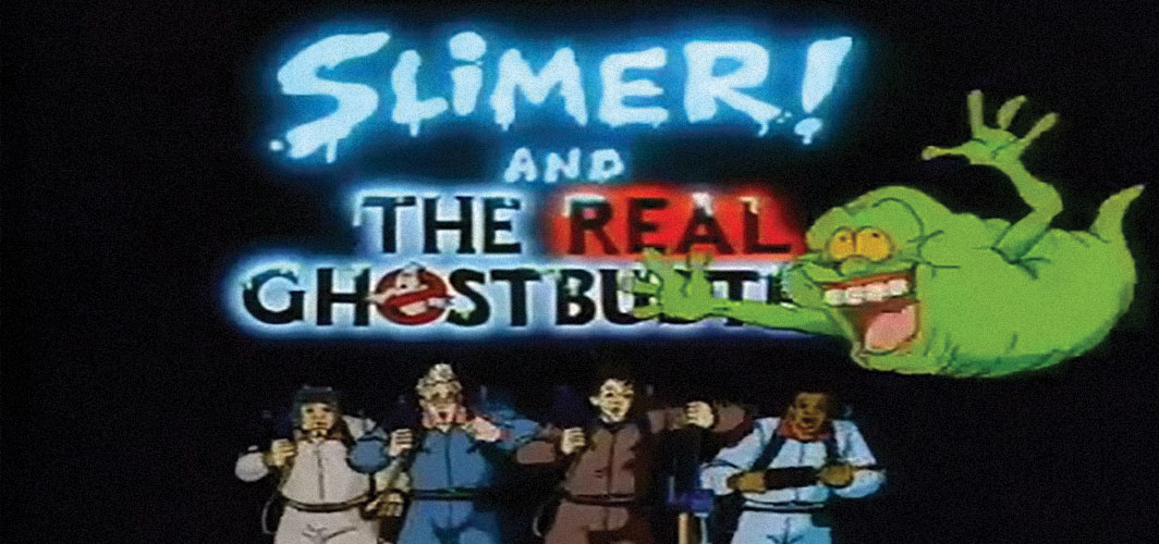 Remembering – Slimer and The Real Ghostbusters - Animated Television Show