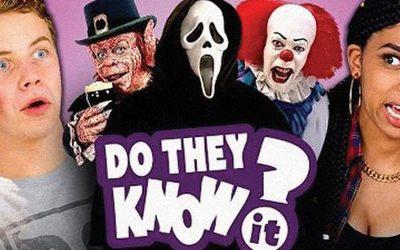 Do Teens Know 90s Horror Films?