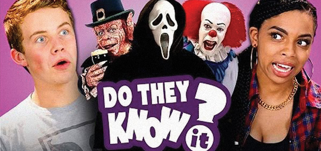 Do Teens Know 90s Horror Films?
