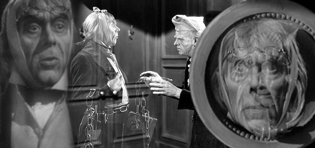 The Many Ghosts of 'A Christmas Carol' - Marley - Horror Land - Horror Entertainment Articles ...