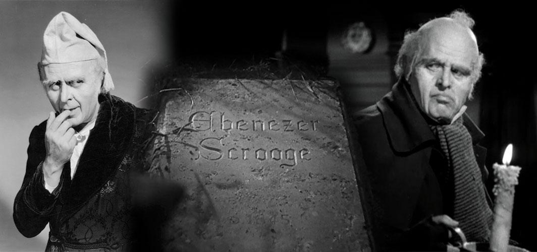 Reginald Owen - A Christmas Carol (1938) - The Many Ghosts of 'A Christmas Carol'