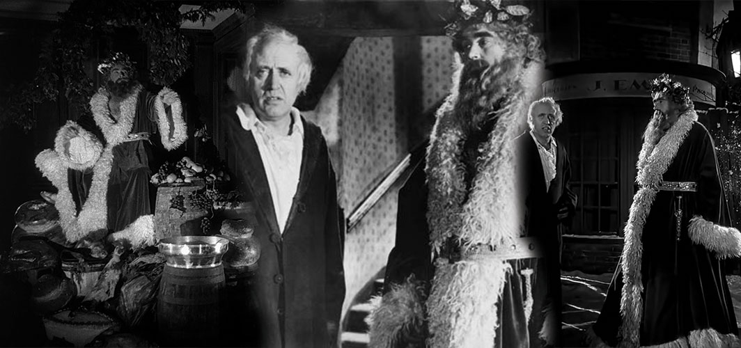 The Many Ghosts of 'A Christmas Carol' - Present - Horror Land - Horror Entertainment Articles ...