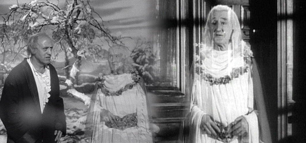 The Many Ghosts of 'A Christmas Carol' - Past - Horror ...