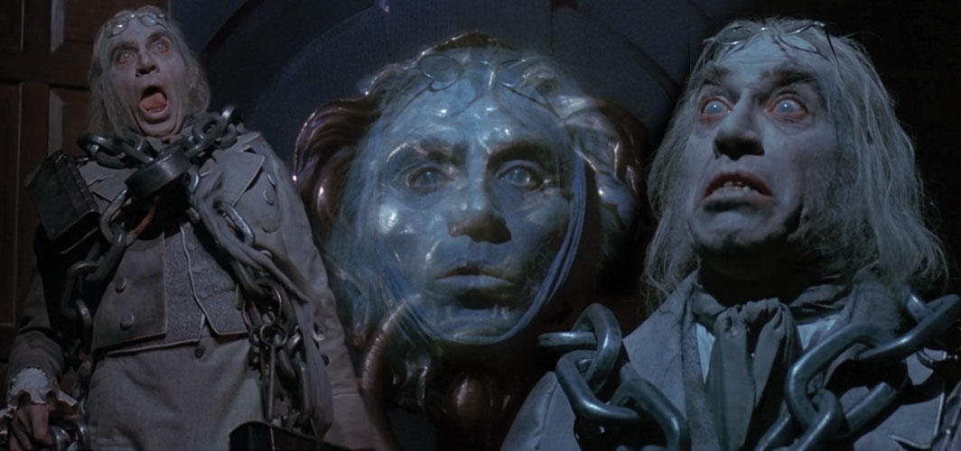 Frank Finlay - Jacob Marley - A Christmas Carol (1988) - The Many Ghosts of 'A Christmas Carol'