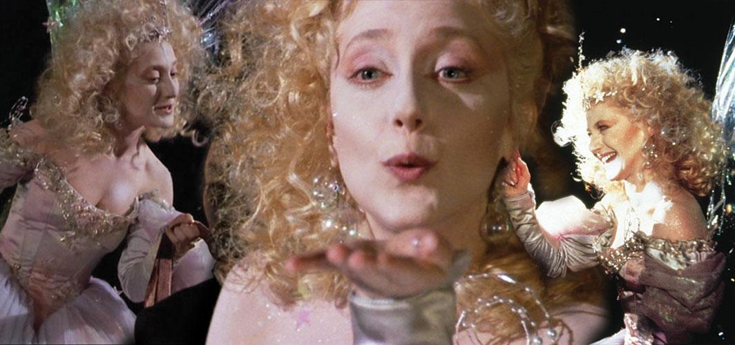 Carol Kane - A Christmas Carol (1988) - The Ghost of Christmas Present - The Many Ghosts of 'A Christmas Carol'