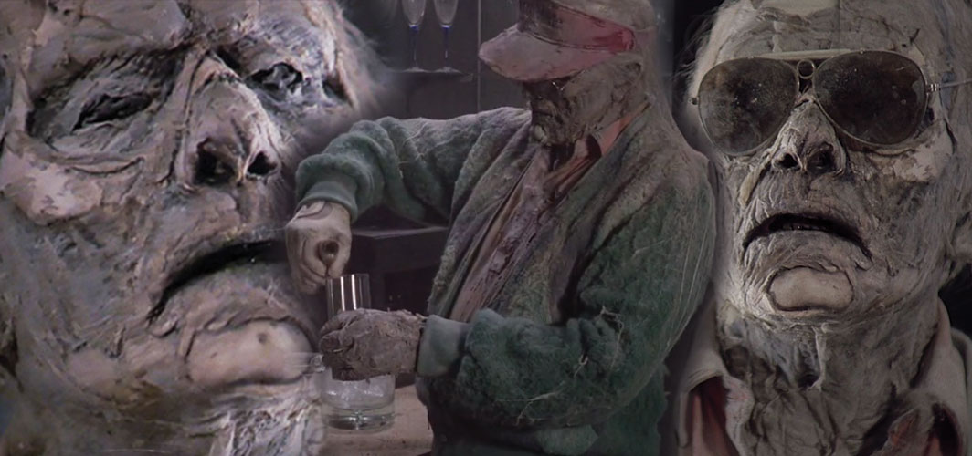 John Forsythe - Jacob Marley - A Christmas Carol (1988) - The Many Ghosts of 'A Christmas Carol'