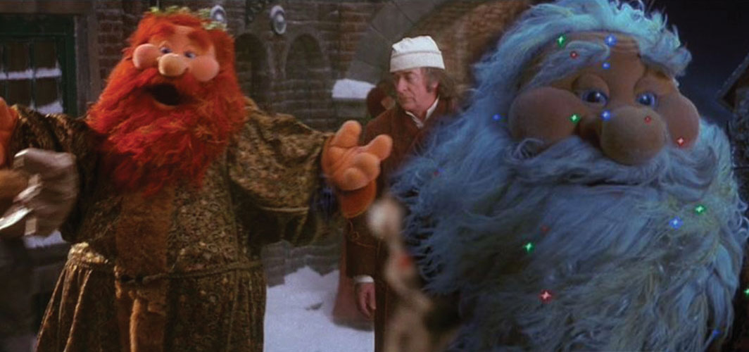 Jerry Nelson - A Christmas Carol (1992) - The Ghost of Christmas Present - The Many Ghosts of 'A Christmas Carol'