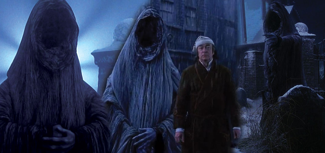 Robert Tygner - A Christmas Carol (1992) - The Ghost of Christmas Yet to Come - The Many Ghosts of 'A Christmas Carol'