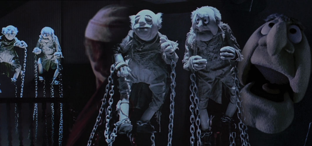 Dave Goelz&Jerry Nelson - Jacob Marley - A Christmas Carol (1988) - The Many Ghosts of 'A Christmas Carol'
