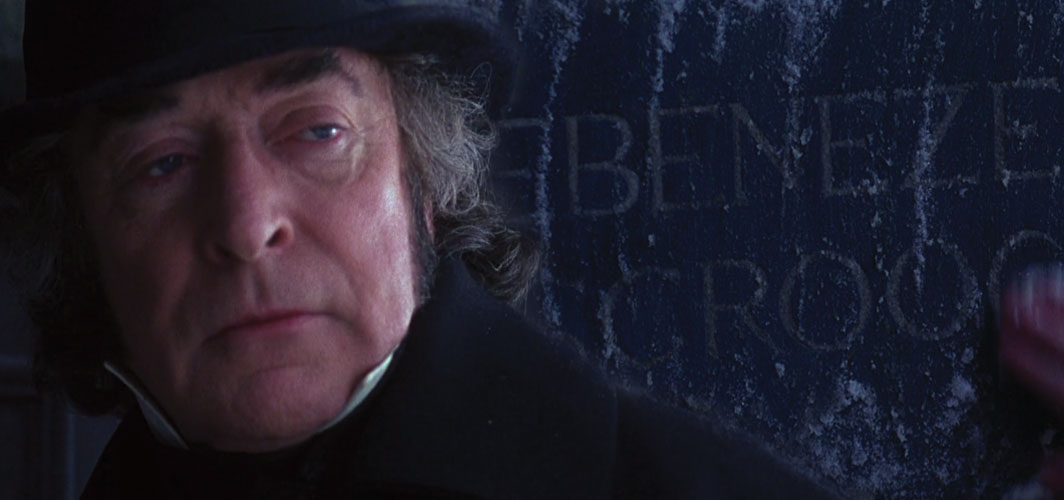 Michael Caine - Scrooge - A Christmas Carol (1984) - The Many Ghosts of 'A Christmas Carol'