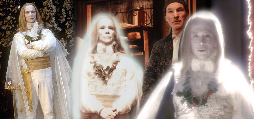 Joel Grey - The Ghost of Christmas Past - The Many Ghosts of 'A Christmas Carol'