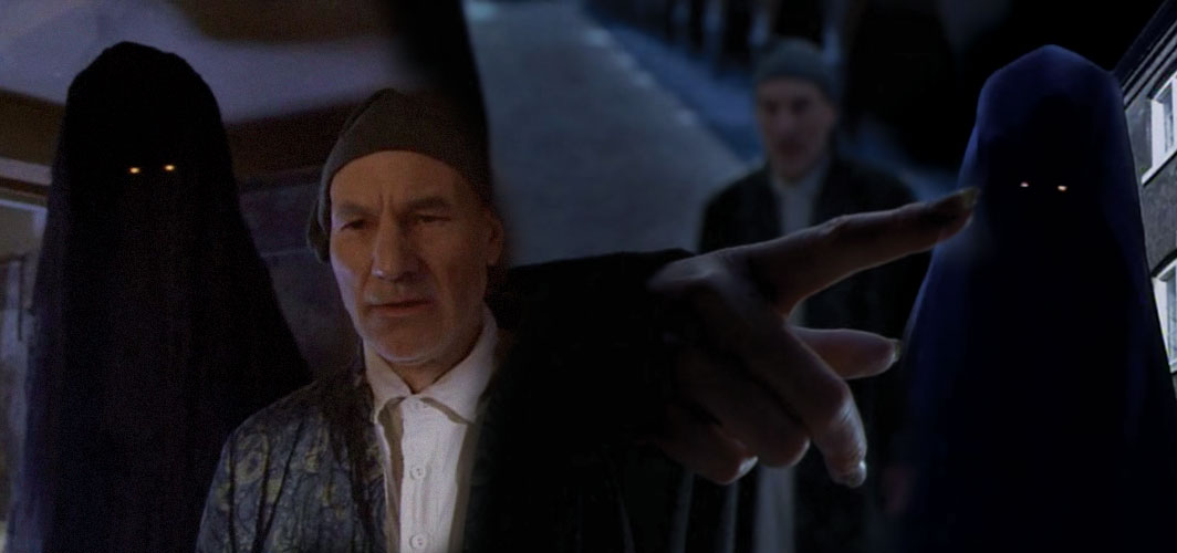Tim Potter - A Christmas Carol (1999) - The Ghost of Christmas Yet to Come - The Many Ghosts of 'A Christmas Carol'