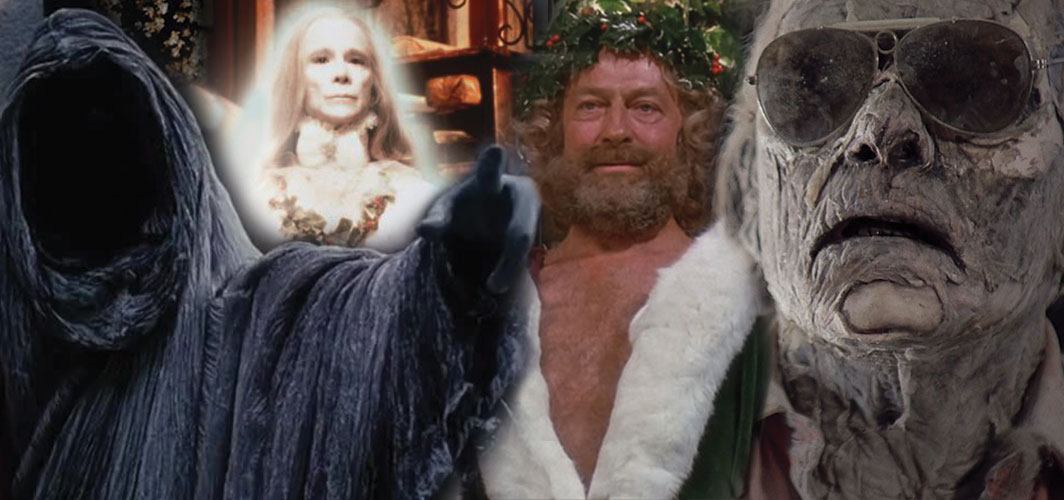 A Christmas Carol - The Many Ghosts of 'A Christmas Carol'
