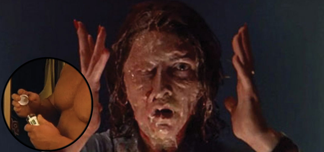 6 Movie Things You'll Regret Putting in Your Mouth - Body Melt (1993)