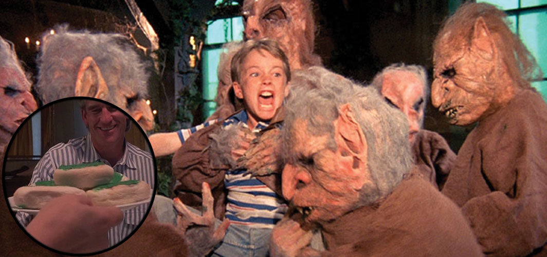 6 Movie Things You'll Regret Putting in Your Mouth - Troll 2 (1990)
