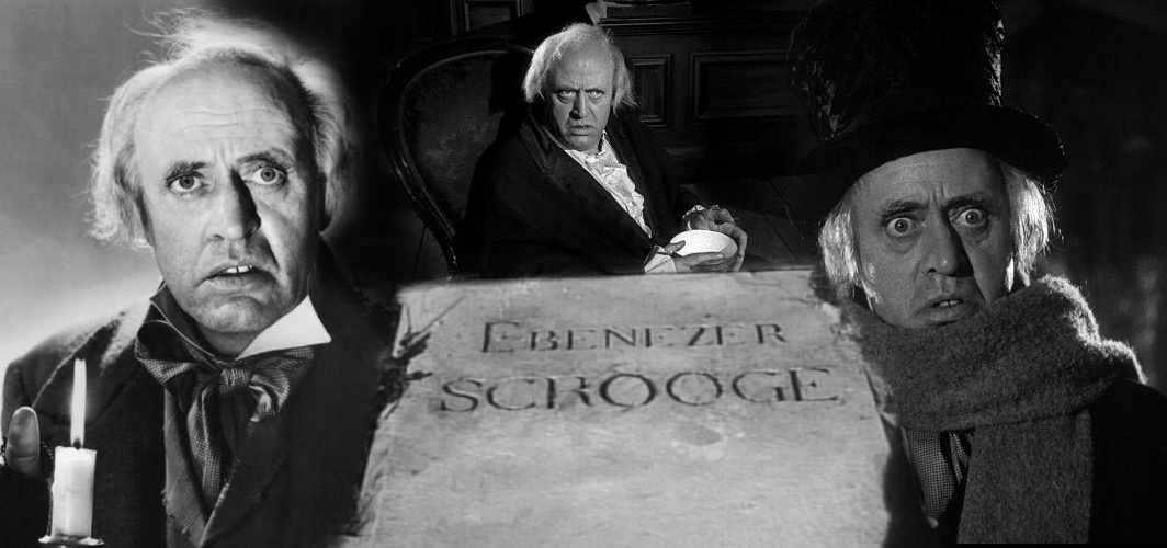 Alastair Sim - A Christmas Carol (1951) - The Many Ghosts of 'A Christmas Carol'