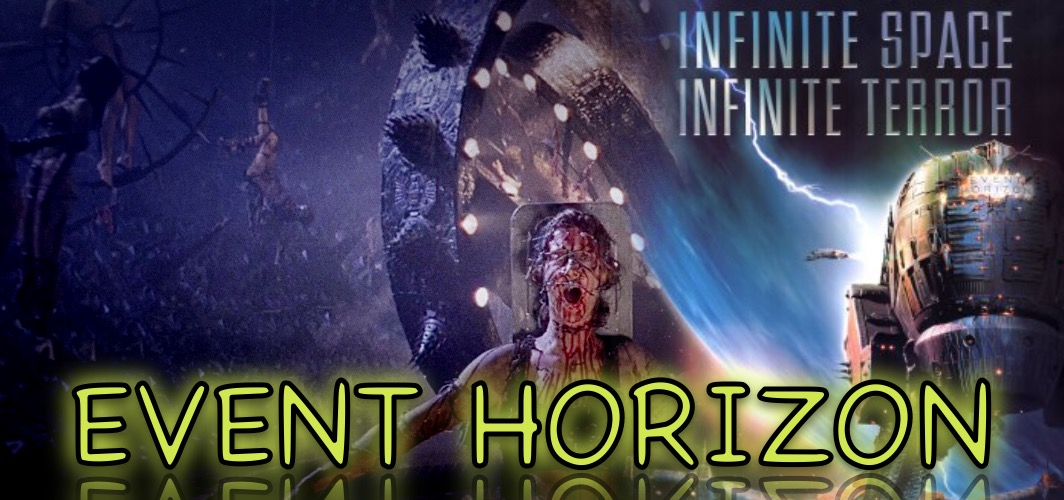 12 Horror Movies that Went to Space!
