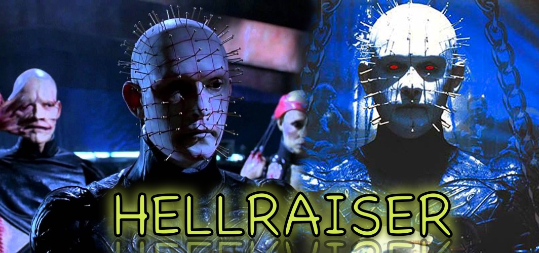 Hellraiser: Bloodline (1996) - 12 Horror Movies that Went to Space!