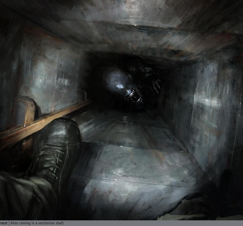 Neill Blomkamp Drops New 'Alien 5' Concept Art