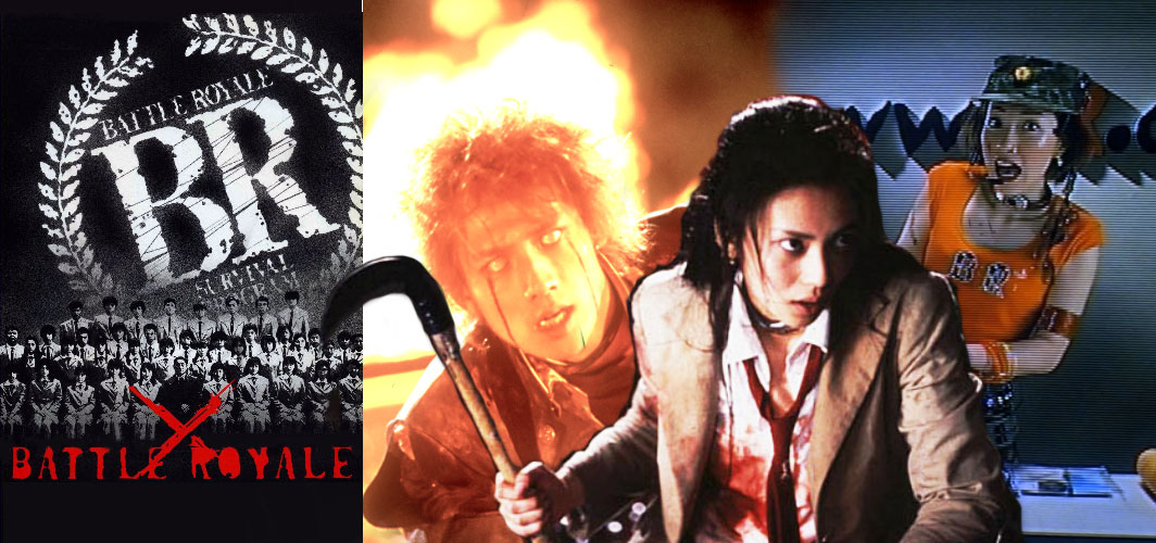 Battle Royale (2000) - 10 of the best High School Horror Films