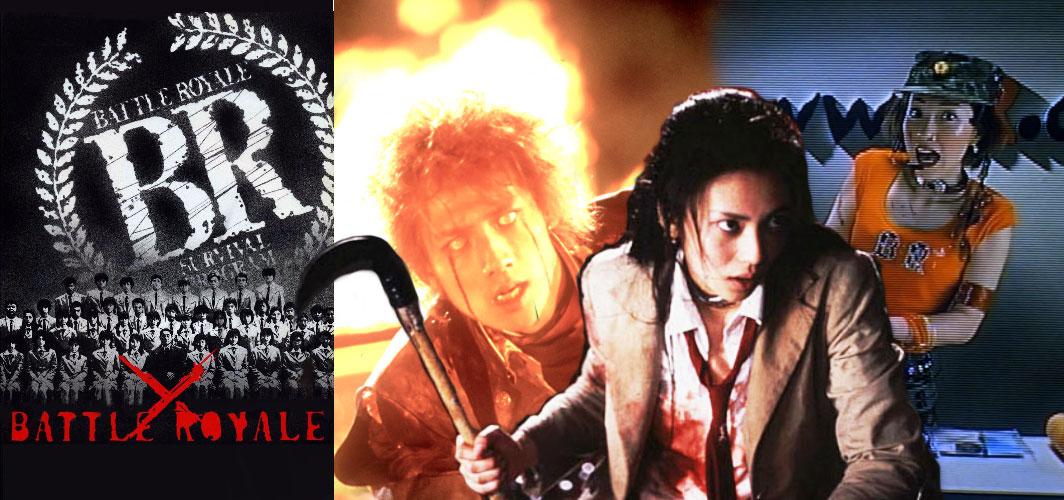 Battle Royale (2000) - 10 of the best High School Horror Films