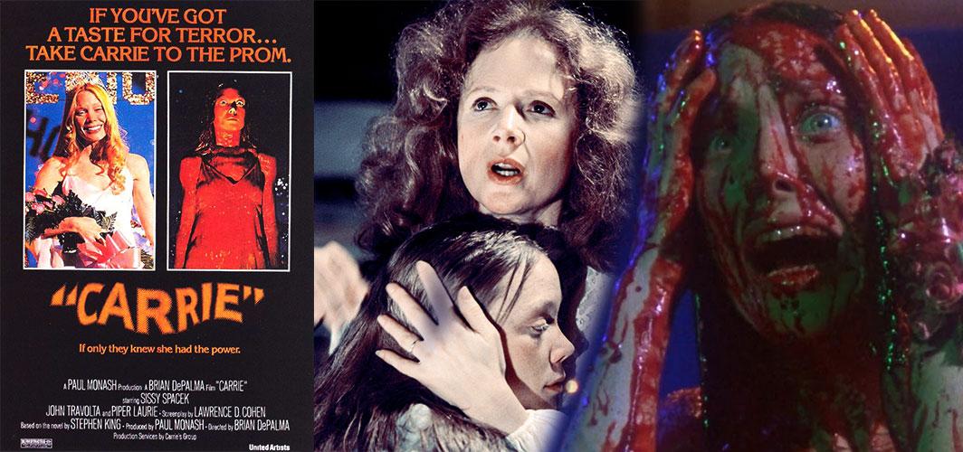 Carrie (1976) - 10 of the best High School Horror Films