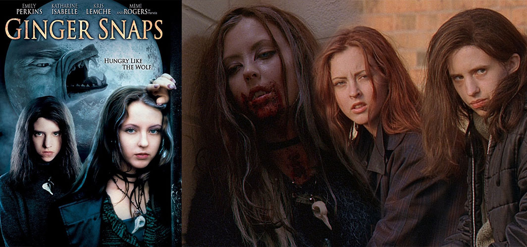 Ginger Snaps (2000) - 10 of the best High School Horror Films