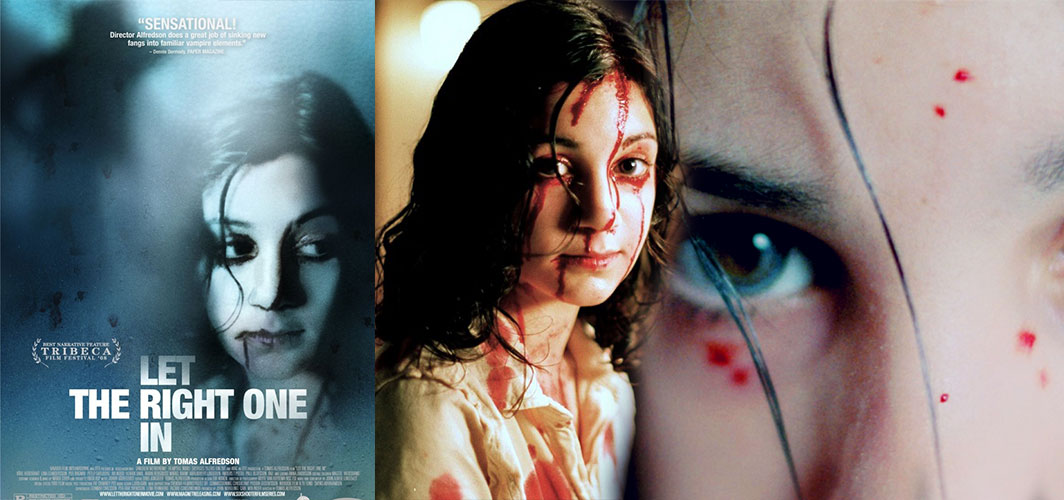 Let the Right One In (2008) - 10 of the best High School Horror Films