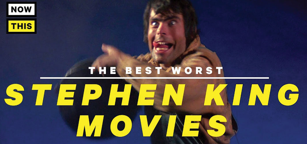 The Best Worst Stephen King Movies